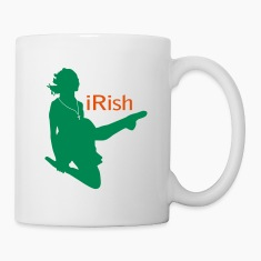 Irish Dancer Bottles & Mugs