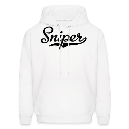 sniper hoodie - Men's Hoodie
