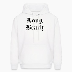 Long Beach CA. Hoodies