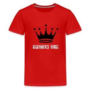 Kings Kids - Kids' Premium T-Shirt