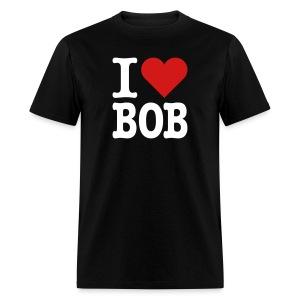 I Heart Bob - Men's T-Shirt