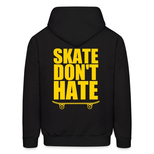 Don't Hate Pullover - Men's Hoodie