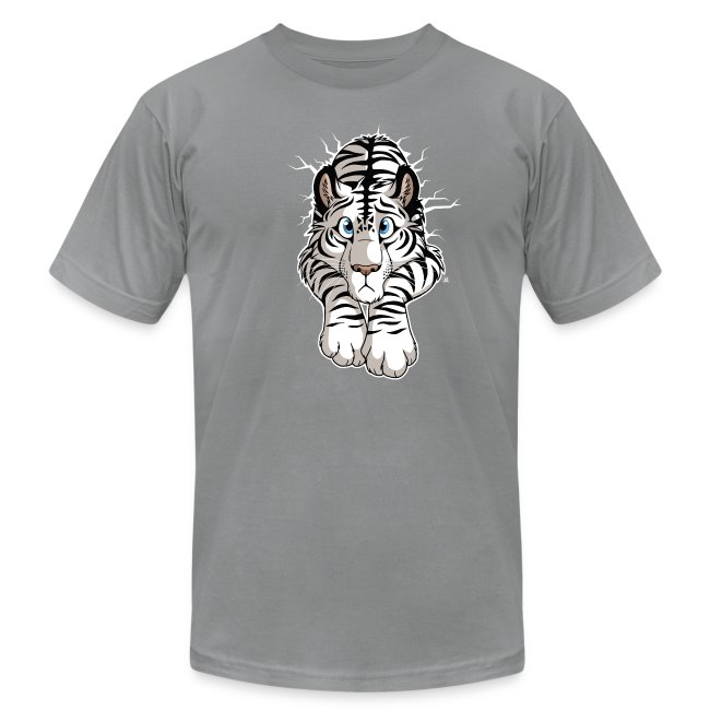 STUCK White Tiger (front)
