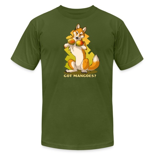 Got Mangoes? - Men's T-Shirt by American Apparel