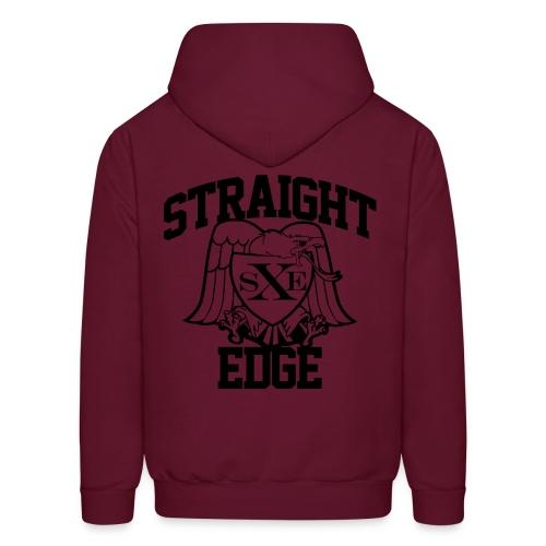 Michigan Straight Edge Hoodie - Men's Hoodie