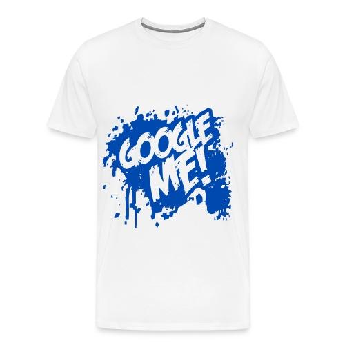 Google Me! Men's T-Shirt - Men's Premium T-Shirt