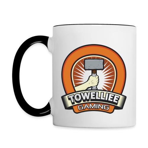 Towelliee HD Gaming Mug - Contrast Coffee Mug