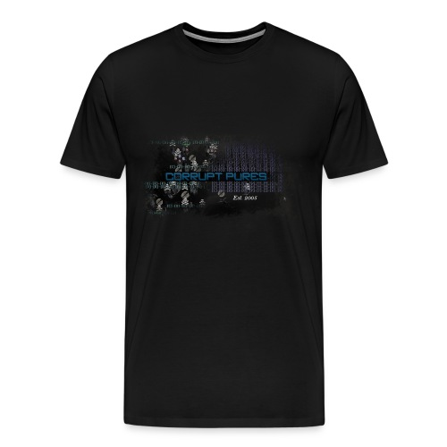 Corrupt Pures T-Shirt #1 - Men's Premium T-Shirt