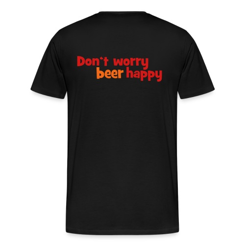 beer shirt - Men's Premium T-Shirt