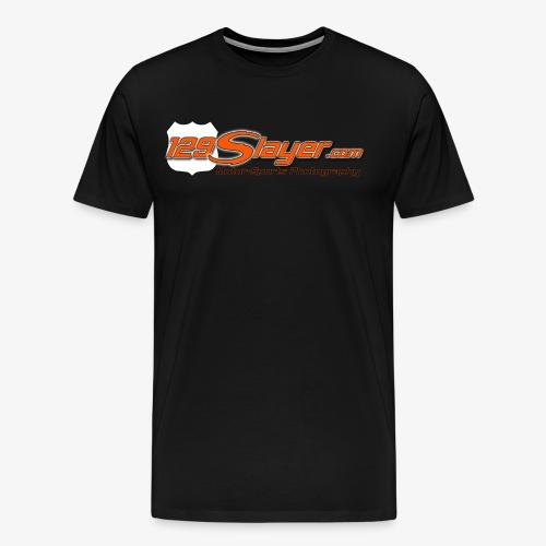 129slayer Logo Tee - Men's Premium T-Shirt