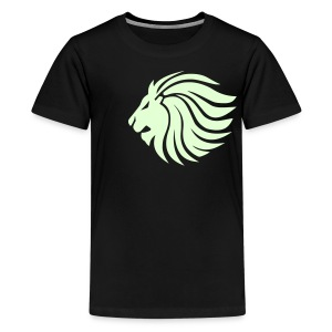 King in the dark - Kids' Premium T-Shirt