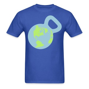 Kettlebell World Men's Standard Tee - Men's T-Shirt