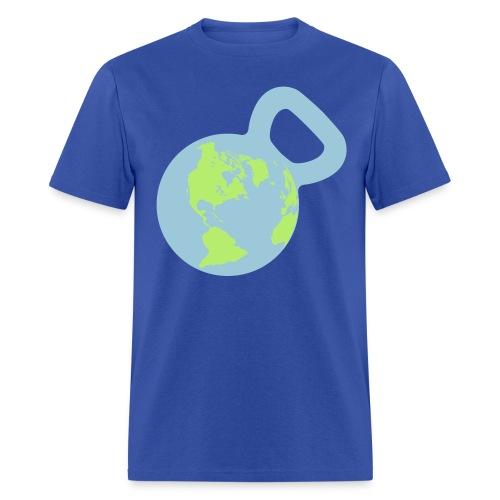 Kettlebell World Men's Standard Tee - Men's T-Shirt