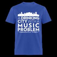 T-Shirts ~ Men's T-Shirt ~ Welcome to Nashville