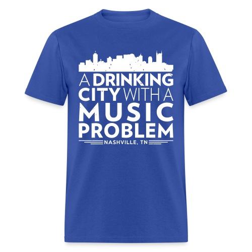 Welcome to Nashville - Men's T-Shirt