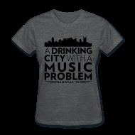 Women's T-Shirts ~ Women's T-Shirt ~ Welcome to Nashville