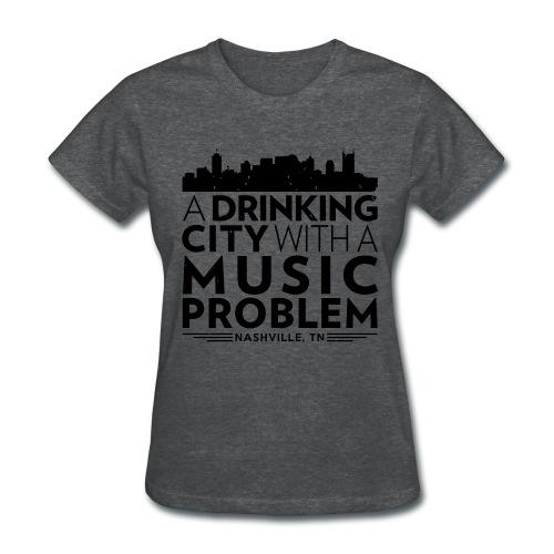 Welcome to Nashville - Women's T-Shirt
