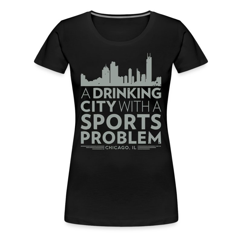 Welcome to Chicago - Women's Premium T-Shirt