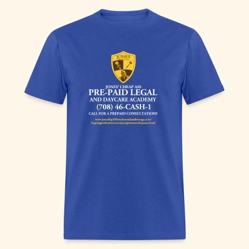 Jones Prepaid Legal Shirt  - Men's T-Shirt