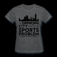 Women's T-Shirts ~ Women's T-Shirt ~ Welcome to Chicago