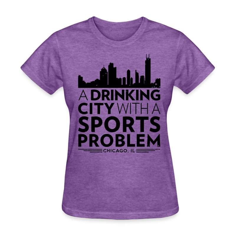 Welcome to Chicago - Women's T-Shirt