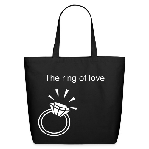 Ring Bag - Eco-Friendly Cotton Tote