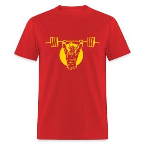 Mighty Minotaur Men's Standard Tee - Men's T-Shirt
