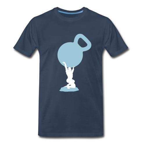 Atlas Lifts Men's Premium Tee - Men's Premium T-Shirt