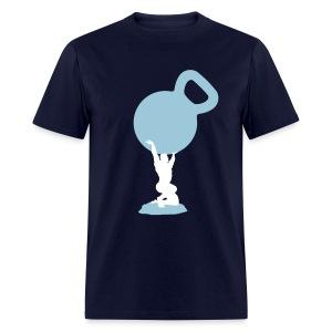 Atlas Lifts Men's Standard Tee - Men's T-Shirt