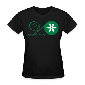 Earth User - Women's T-Shirt