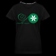 Women's T-Shirts ~ Women's V-Neck T-Shirt ~ Earth User