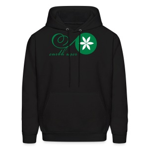 Earth User - Men's Hoodie