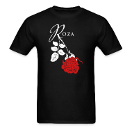 T-Shirts ~ Men's T-Shirt ~ Roza