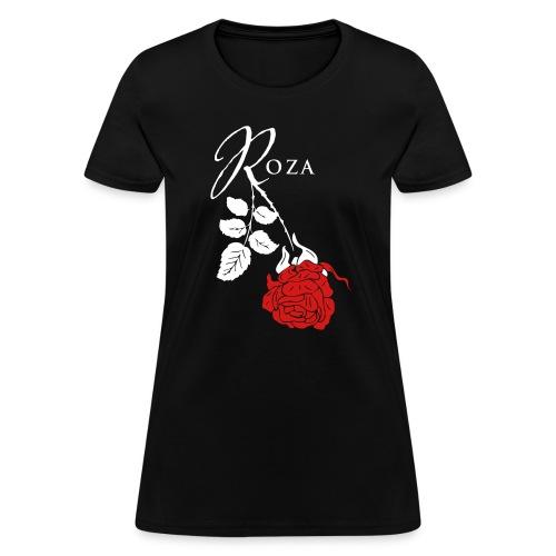Roza - Women's T-Shirt