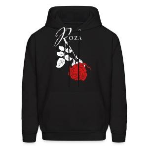 Roza - Men's Hoodie