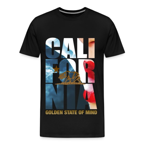 Cali Livin - Men's Premium T-Shirt