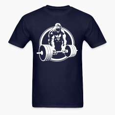 Gorilla Lifting Men's Standard Tee