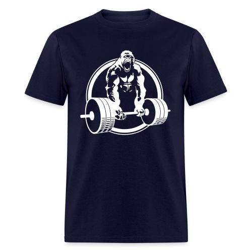 Gorilla Lifting Men's Standard Tee - Men's T-Shirt