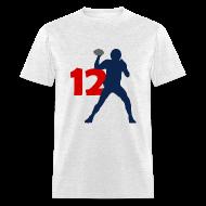 T-Shirts ~ Men's T-Shirt ~ Brady SUPERSTAR #12 Patriots Shirt