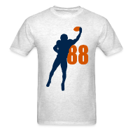 T-Shirts ~ Men's T-Shirt ~ Thomas SUPERSTAR #88 Broncos Shirt