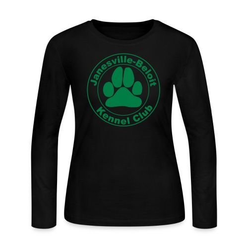Basic Logo - Women's Long Sleeve Jersey T-Shirt