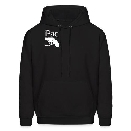 iPac (Concealed Carry) - Hoodie - Men's Hoodie
