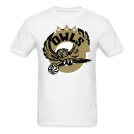 T-Shirts ~ Men's T-Shirt ~ OVO Owls