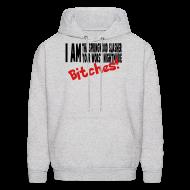 Hoodies ~ Men's Hoodie ~ i am the springwood slasher hoodie