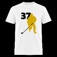 T-Shirts ~ Men's T-Shirt ~ Bergeron SUPERSTAR #37 Bruins Shirt