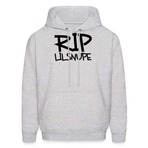 rip lil snupe hoodie - Men's Hoodie