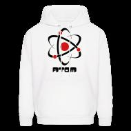 Hoodies ~ Men's Hoodie ~ atom 5 hoodie