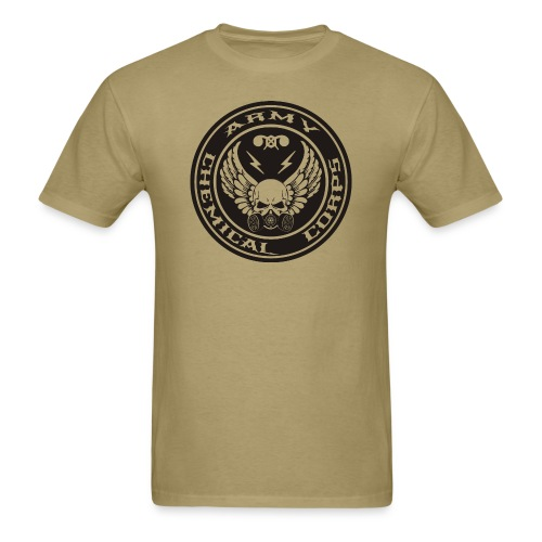 Army Chemical Corps - Men's T-Shirt
