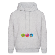 Hoodies ~ Men's Hoodie ~ w3devcampus_badges_sweat