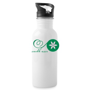Earth User - Water Bottle
